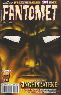Cover Thumbnail for Fantomet (Hjemmet / Egmont, 1998 series) #25/2006