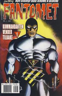 Cover Thumbnail for Fantomet (Hjemmet / Egmont, 1998 series) #3/2007