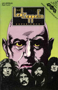 Cover for The Led Zeppelin Experience (Revolutionary, 1992 series) #3