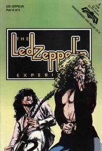 Cover Thumbnail for The Led Zeppelin Experience (Revolutionary, 1992 series) #4