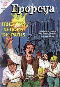 Cover Thumbnail for Epopeya (Editorial Novaro, 1958 series) #96