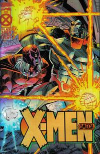 Cover Thumbnail for X-Men Omega (Marvel, 1995 series)  [Gold Variant]