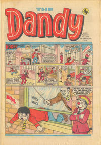 Cover Thumbnail for The Dandy (D.C. Thomson, 1950 series) #1778