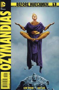 Cover Thumbnail for Before Watchmen: Ozymandias (DC, 2012 series) #1 [Combo Pack Variant Cover by Jae Lee]