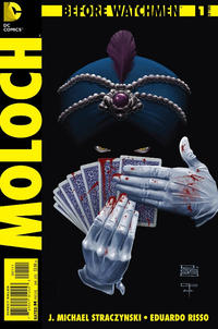 Cover Thumbnail for Before Watchmen: Moloch (DC, 2013 series) #1