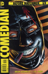 Cover Thumbnail for Before Watchmen: Comedian (DC, 2012 series) #1 [Combo-Pack Variant]