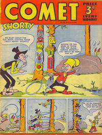 Cover Thumbnail for Comet (Amalgamated Press, 1949 series) #222