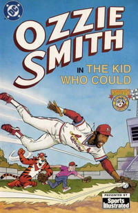 Cover Thumbnail for The Kid Who Could (DC, 1992 series)