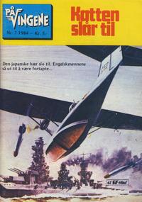 Cover Thumbnail for På Vingene (Serieforlaget / Se-Bladene / Stabenfeldt, 1963 series) #7/1984