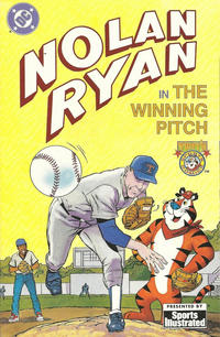 Cover Thumbnail for The Winning Pitch (DC, 1992 series)