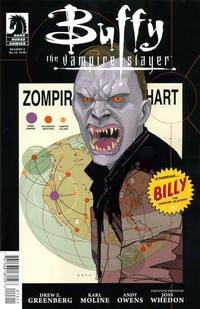 Cover Thumbnail for Buffy the Vampire Slayer Season 9 (Dark Horse, 2011 series) #15 [Phil Noto Cover]