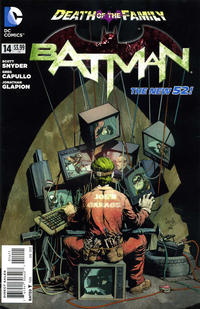 Cover Thumbnail for Batman (DC, 2011 series) #14 [Direct Sales]
