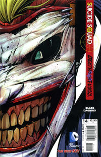 Cover Thumbnail for Suicide Squad (DC, 2011 series) #14