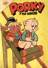 Cover Thumbnail for Porky y sus Amigos (Editorial Novaro, 1951 series) #77
