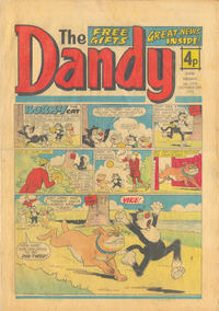 Cover Thumbnail for The Dandy (D.C. Thomson, 1950 series) #1770