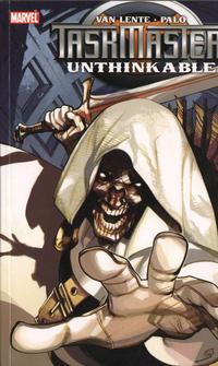 Cover Thumbnail for Taskmaster: Unthinkable (Marvel, 2011 series) #[nn]
