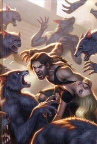 Cover Thumbnail for Fables: Werewolves of the Heartland (DC, 2012 series)