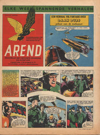 Cover Thumbnail for Arend (Bureau Arend, 1955 series) #Jaargang 9/14