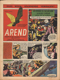 Cover Thumbnail for Arend (Bureau Arend, 1955 series) #Jaargang 9/20