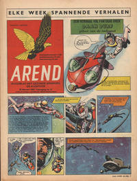 Cover Thumbnail for Arend (Bureau Arend, 1955 series) #Jaargang 9/21