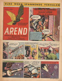 Cover Thumbnail for Arend (Bureau Arend, 1955 series) #Jaargang 9/22