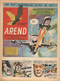 Cover Thumbnail for Arend (Bureau Arend, 1955 series) #Jaargang 9/24