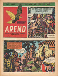 Cover Thumbnail for Arend (Bureau Arend, 1955 series) #Jaargang 9/28