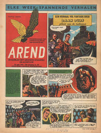 Cover Thumbnail for Arend (Bureau Arend, 1955 series) #Jaargang 9/30