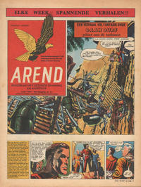 Cover Thumbnail for Arend (Bureau Arend, 1955 series) #Jaargang 9/31