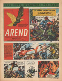 Cover Thumbnail for Arend (Bureau Arend, 1955 series) #Jaargang 9/32