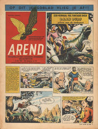 Cover Thumbnail for Arend (Bureau Arend, 1955 series) #Jaargang 9/36