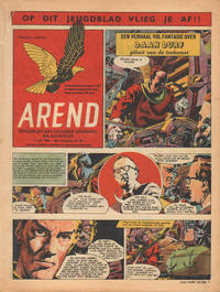 Cover Thumbnail for Arend (Bureau Arend, 1955 series) #Jaargang 9/40