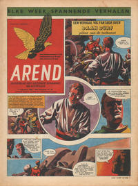 Cover Thumbnail for Arend (Bureau Arend, 1955 series) #Jaargang 9/44