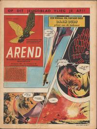 Cover Thumbnail for Arend (Bureau Arend, 1955 series) #Jaargang 9/48