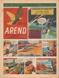 Cover Thumbnail for Arend (Bureau Arend, 1955 series) #Jaargang 9/49
