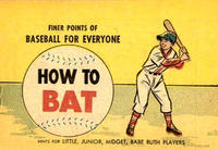 Cover Thumbnail for How to Bat (Wm C. Popper & Co, 1965 series)