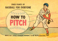 Cover Thumbnail for How to Pitch (Wm C. Popper & Co, 1965 series)