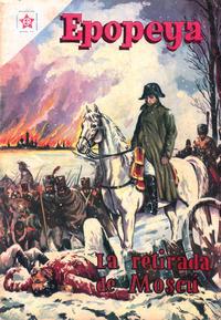 Cover Thumbnail for Epopeya (Editorial Novaro, 1958 series) #20
