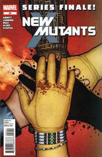 Cover Thumbnail for New Mutants (Marvel, 2009 series) #50