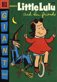 Cover Thumbnail for Marge's Little Lulu and Her Friends (Dell, 1956 series) #4 [30¢ edition]