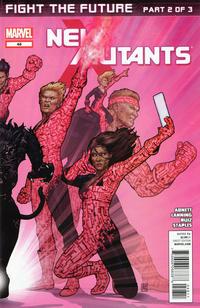 Cover Thumbnail for New Mutants (Marvel, 2009 series) #48