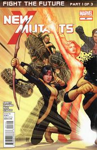 Cover Thumbnail for New Mutants (Marvel, 2009 series) #47