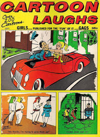Cover Thumbnail for Cartoon Laughs (Marvel, 1963 series) #v5#3