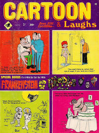 Cover Thumbnail for Cartoon Laughs (Marvel, 1962 series) #v8#6