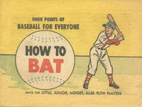 Cover Thumbnail for Finer Points of Baseball for Everyone (Wm C. Popper & Co, 1960 ? series) #1
