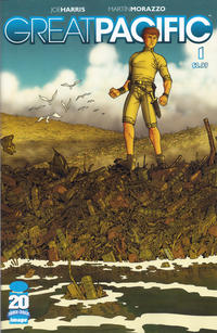 Cover Thumbnail for Great Pacific (Image, 2012 series) #1