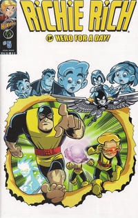 Cover Thumbnail for Richie Rich: Rich Rescue (Ape Entertainment, 2011 series) #5 [Cover B]
