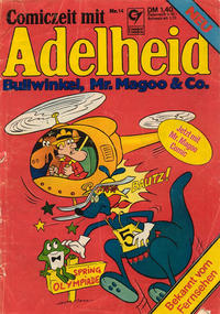 Cover Thumbnail for Comiczeit mit Adelheid (Condor, 1974 series) #14