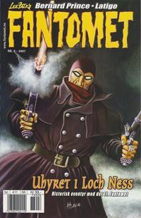 Cover Thumbnail for Fantomet (Hjemmet / Egmont, 1998 series) #6/2007