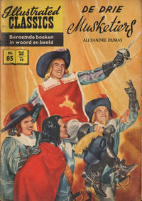 Cover Thumbnail for Illustrated Classics (Classics/Williams, 1956 series) #85 - De drie Musketiers